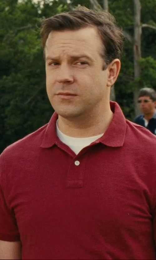 Jason Sudeikis with Cesare Paciotti Undershirt in Hall Pass