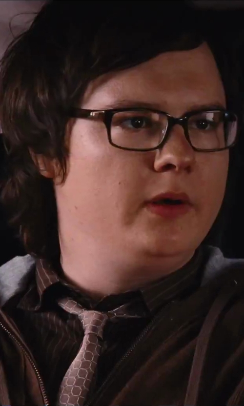 Clark Duke with VonZipper Hot Mess Reader Eyeglasses in Hot Tub Time Machine 2