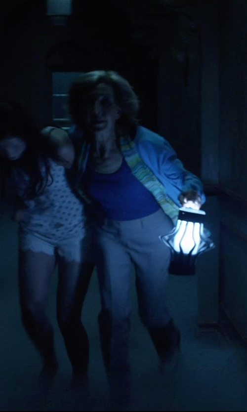 Lin Shaye with WeGlow International Cylinder Hanging Candle Lantern in Insidious: Chapter 3