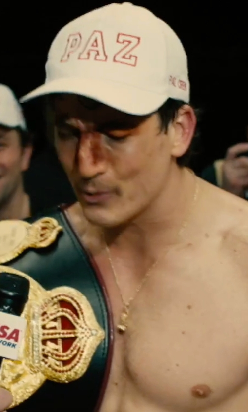 Miles Teller with Stussy Stock SU16 Snapback Cap in Bleed for This