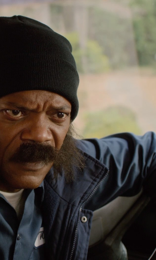 Samuel L. Jackson with Vestal The Brig Watch in Barely Lethal