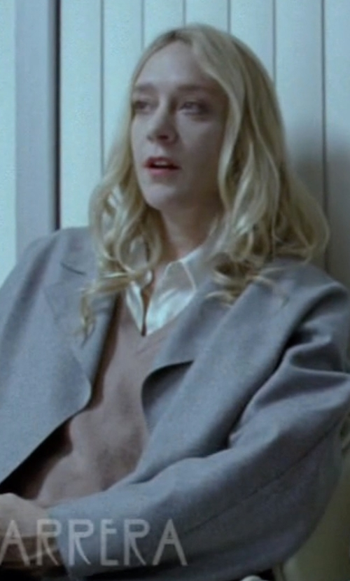 Chloë Sevigny with Stefanel Cashmere Blend Sweater in American Horror Story