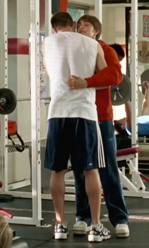 Channing Tatum with Asics GEL-Cumulus Running Shoes in She's The Man