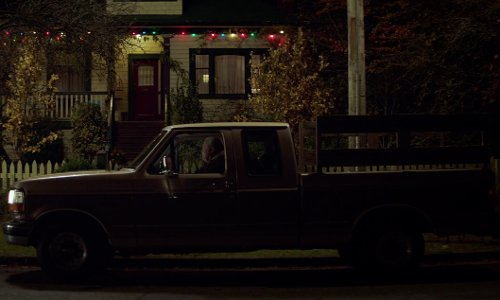 Stacy Keach with Ford F-150 Pick-Up Truck in If I Stay