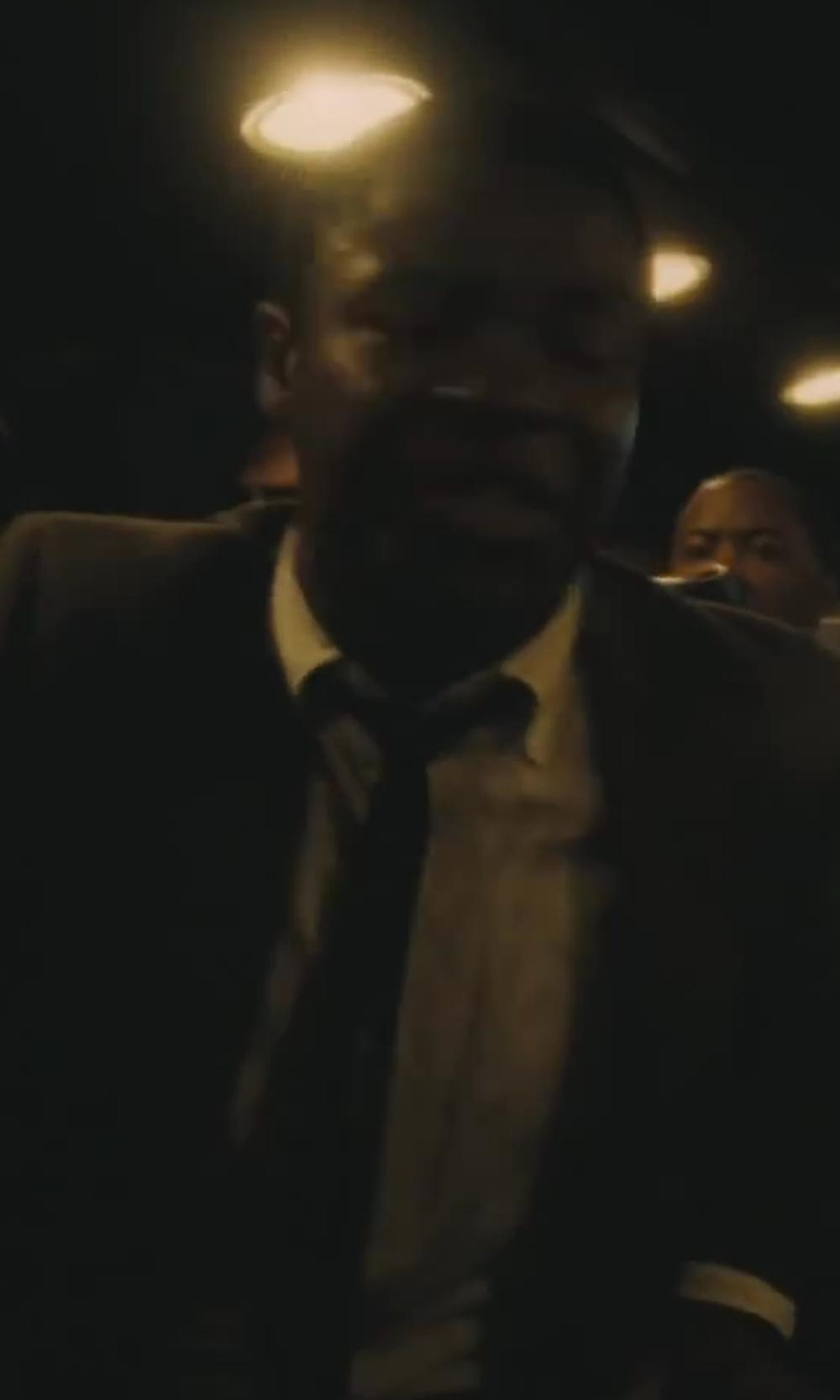 David Oyelowo with Calibrate Woven Silk Tie in Lee Daniels' The Butler
