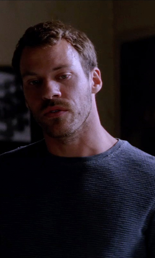 Falk Hentschel with GUCCI Wool Long Sleeve Shirt in Transcendence