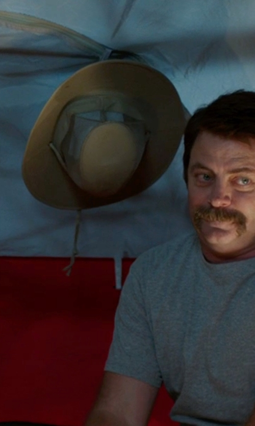Nick Offerman with Lifetime Collective Reggie Sweatpant in We're the Millers