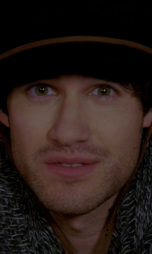 Darren Criss with Brixton Tiller Hat in American Horror Story