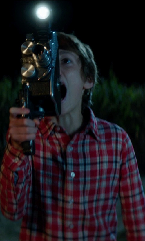 Dartanian Sloan with Andy & Evan Xmas Red Plaid Shirt in Sinister 2