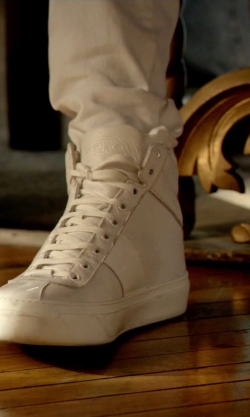 Bryshere Y. Gray with Jimmy Choo Belgravia Sneakers in Empire