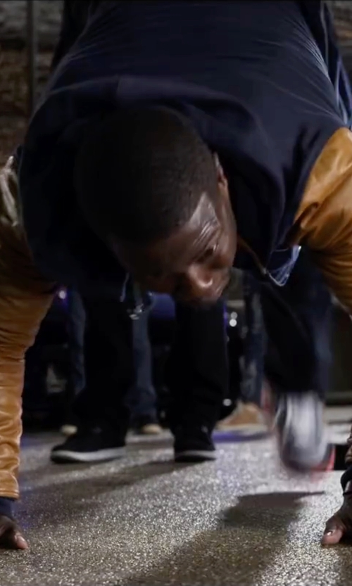 Kevin Hart with Raymond Weil Analog Display Swiss Automatic Watch in Ride Along 2