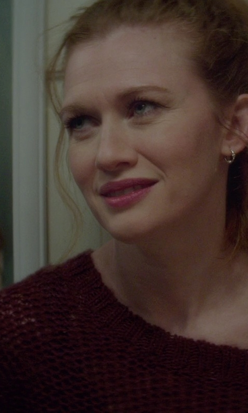 Mireille Enos with VIP Fan Auction Tank Top in If I Stay