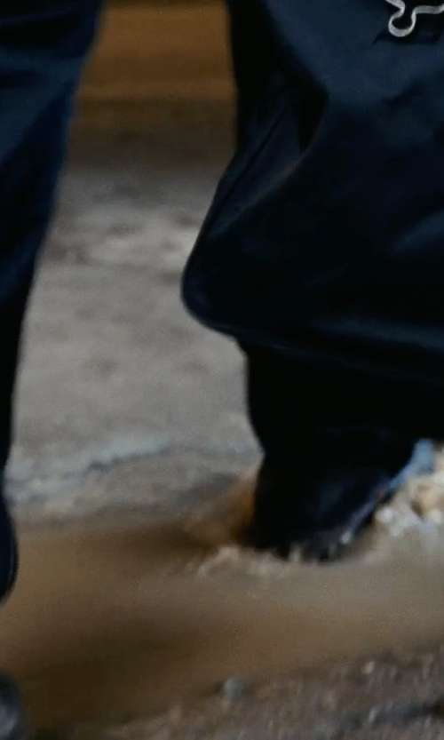 Tyrese Gibson with Red Wing Postman Oxford Shoes in Fast Five