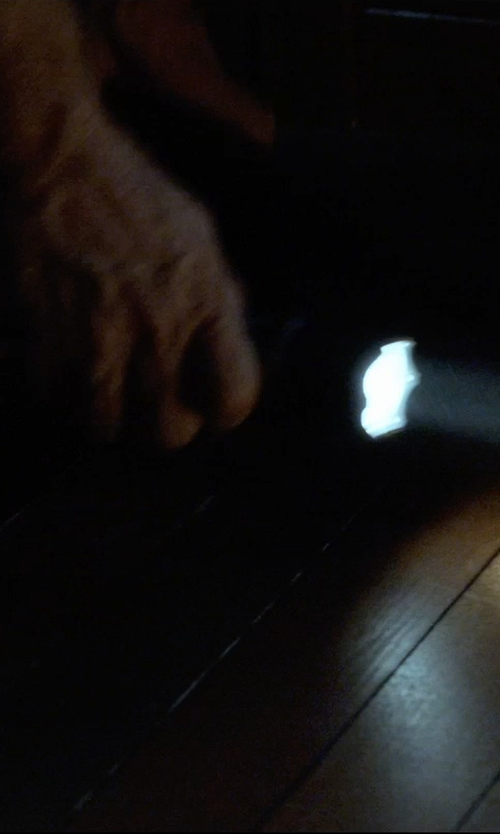 Dermot Mulroney with 5.11 Tactical TPT R5 Flashlight in Insidious: Chapter 3