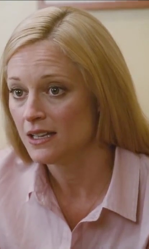 Teri Polo with Guya G. Button Down Shirt in Little Fockers