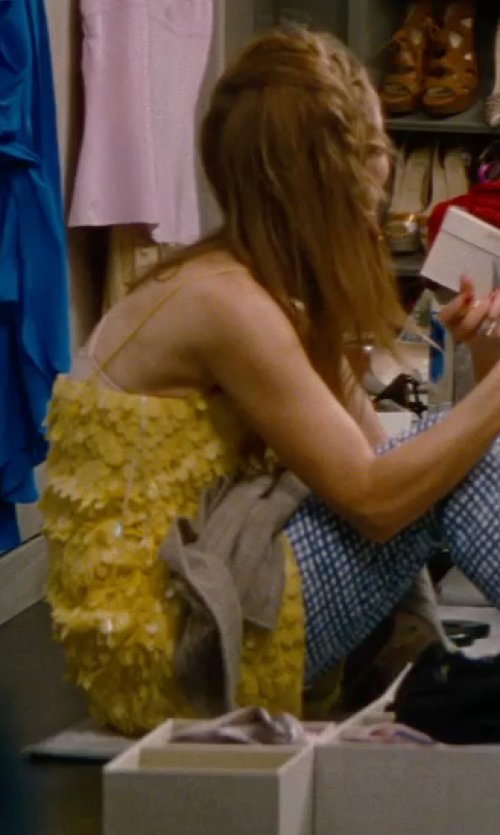 Leslie Mann with P.A.R.O.S.H. Top in The Other Woman
