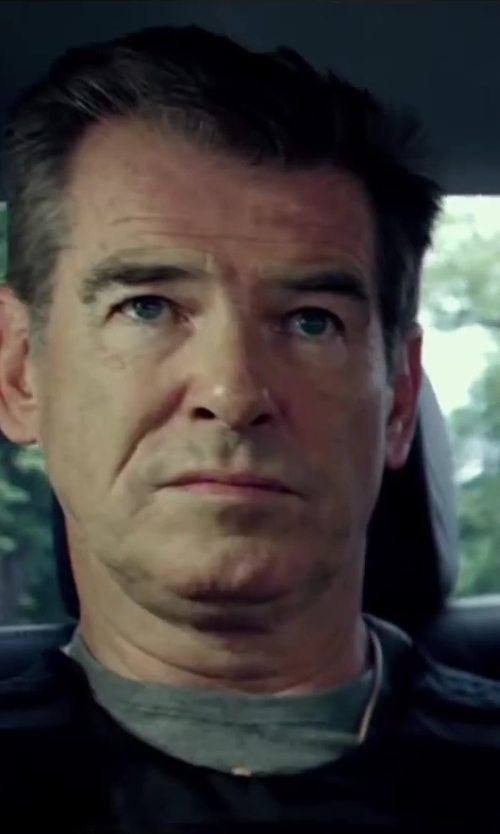 Pierce Brosnan with Point Blank Gresham Tactical Vest in The November Man