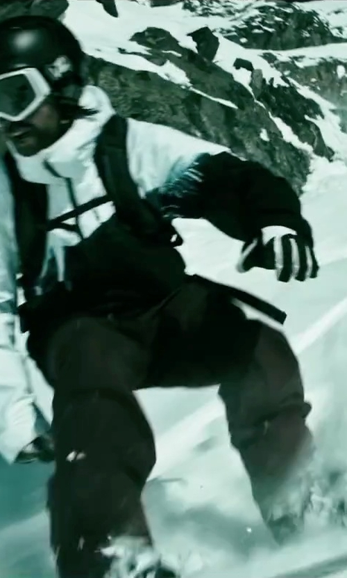 Clemens Schick with DC Shoes Judge Snowboard Boots in Point Break