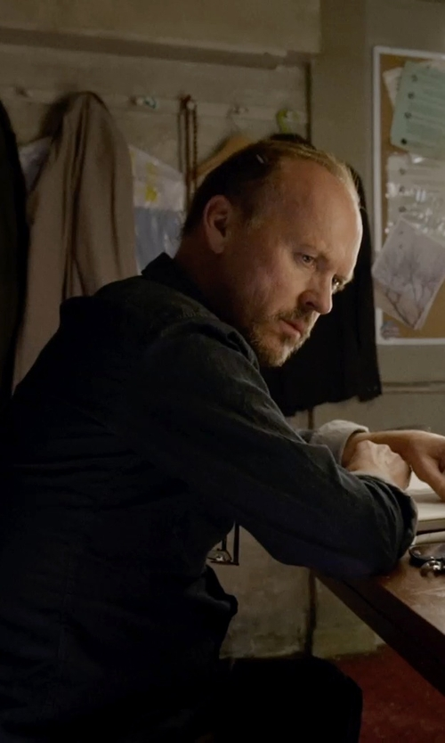 Michael Keaton with Clic Adjustable Front Connect Reader Eyeglasses in Birdman