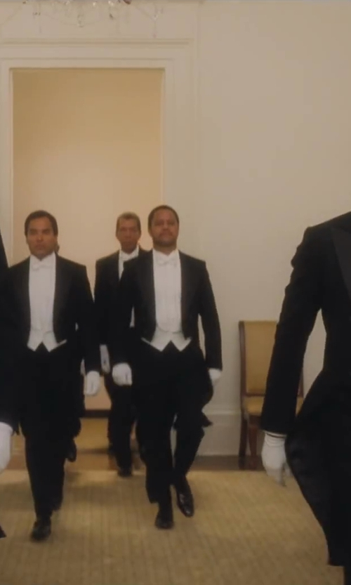 Cuba Gooding Jr. with Rothco White Dress Parade Gloves in Lee Daniels' The Butler