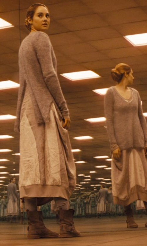 Divergent Clothes, Fashion and Filming Locations | TheTake