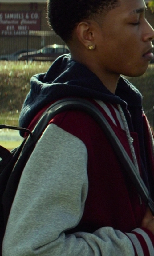 No Actor with Herschel Supply Co. 'Heritage' Backpack in Ride Along