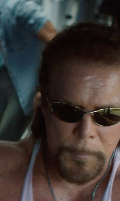 Kevin Nash with Williamson String Racer Back Tanktop in Magic Mike XXL