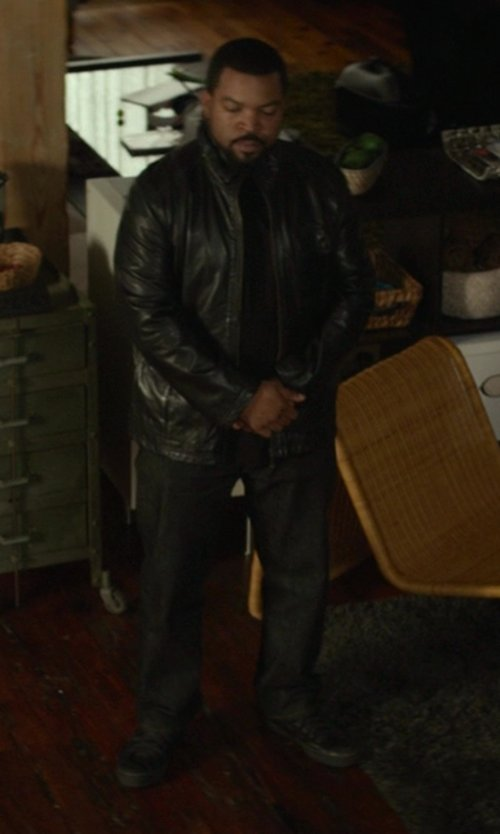 Ice Cube with C of H Man Holden Tapered Jeans in Ride Along