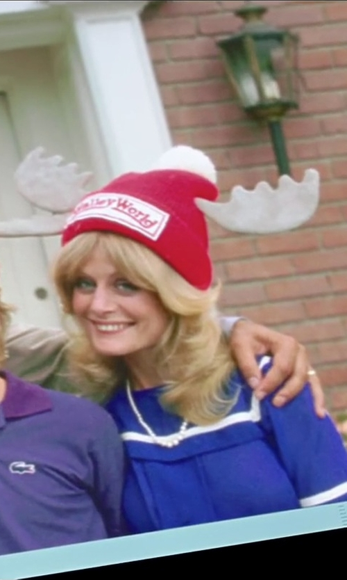Beverly D'Angelo with Morris Costumes National Lampoon's Vacation Wally World Hat in Vacation