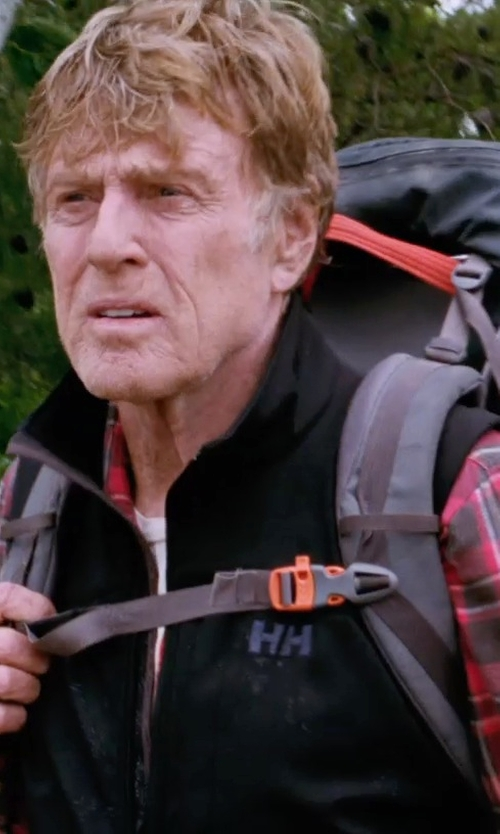Robert Redford with HH Paramount Vest in A Walk in the Woods