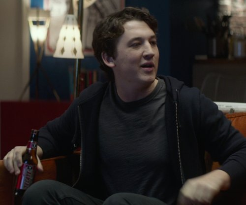 Miles Teller with Tecate Beer in That Awkward Moment