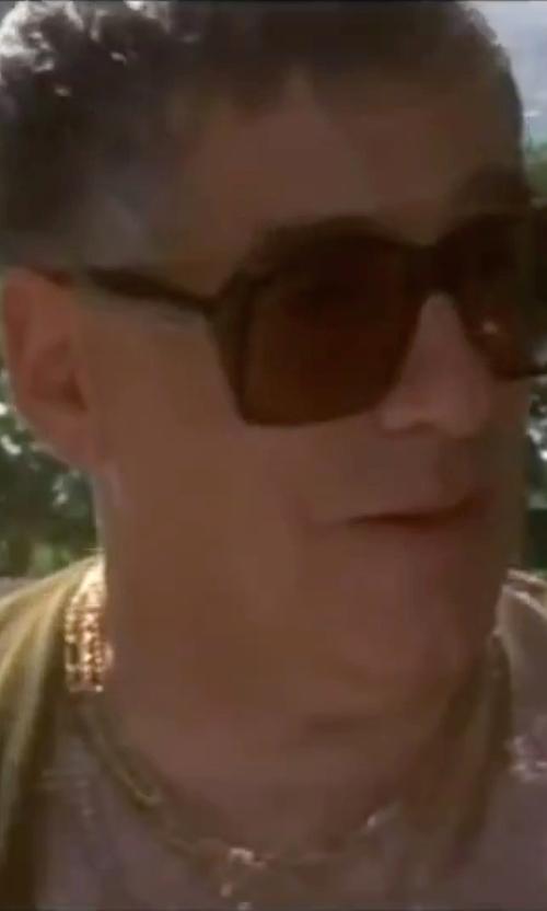 Elliott Gould with Gucci '1099s' Retro Sunglasses in Ocean's Eleven