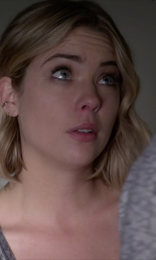 Ashley Benson with Eight By Gjenmi Jewelry Cuff Earring in Pretty Little Liars