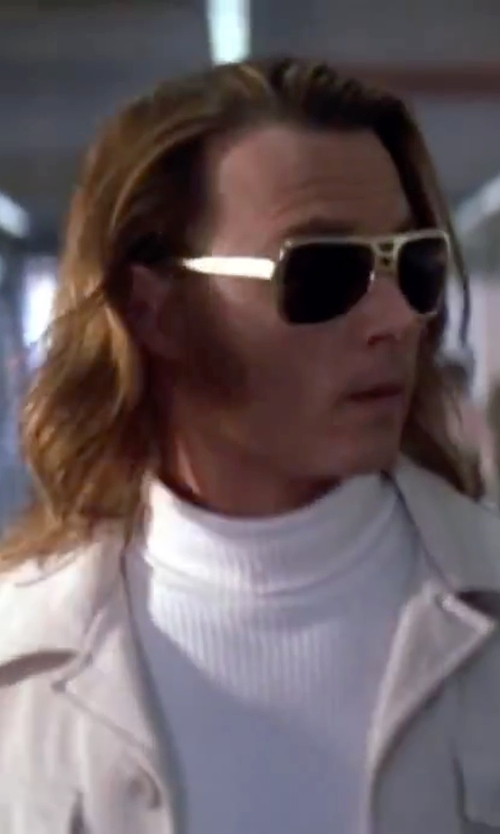 Johnny Depp with Cool Ray Fast Track Sunglasses in Blow