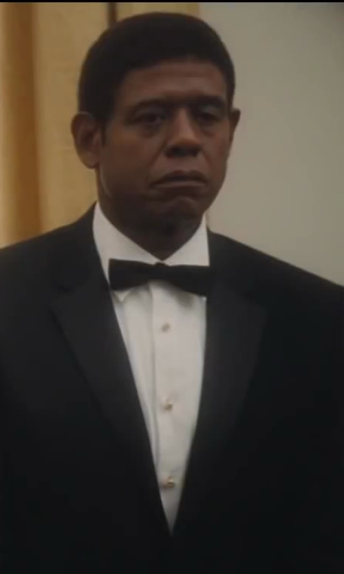 Forest Whitaker with Anto Beverly Hills Custom Made Dress Shirt in Lee Daniels' The Butler
