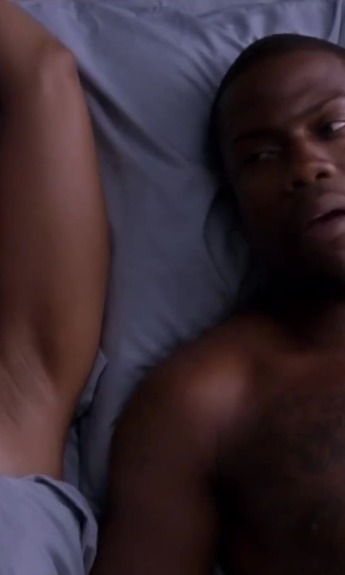 Kevin Hart with Wamsutta 400 Thread Count Sheet Set in About Last Night