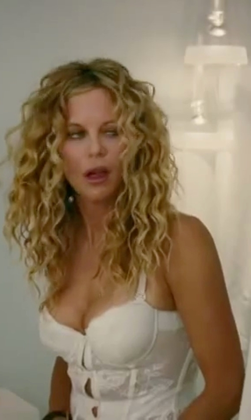 Meg Ryan with La Perla Lace Bustier in The Women