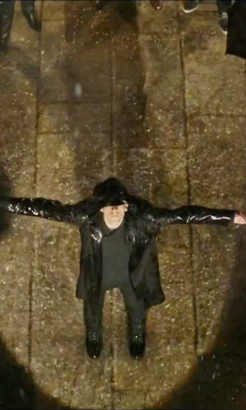Jesse Eisenberg with 8 Laced Shoes in Now You See Me 2