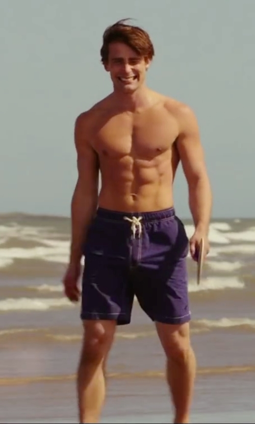 Christian Cooke with Birdwell Beach Britches Board Shorts in Love, Rosie
