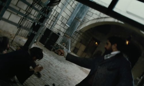 Unknown Actor with National Maritime Museum London, United Kingdom in Sherlock Holmes: A Game of Shadows