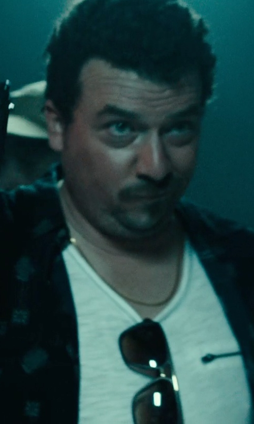 Danny McBride with Jack Spade Thompson Sunglasses in Rock The Kasbah