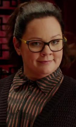 Melissa McCarthy with iGreen Eyewear V 4.05 C02M Eyeglasses in Ghostbusters (2016)