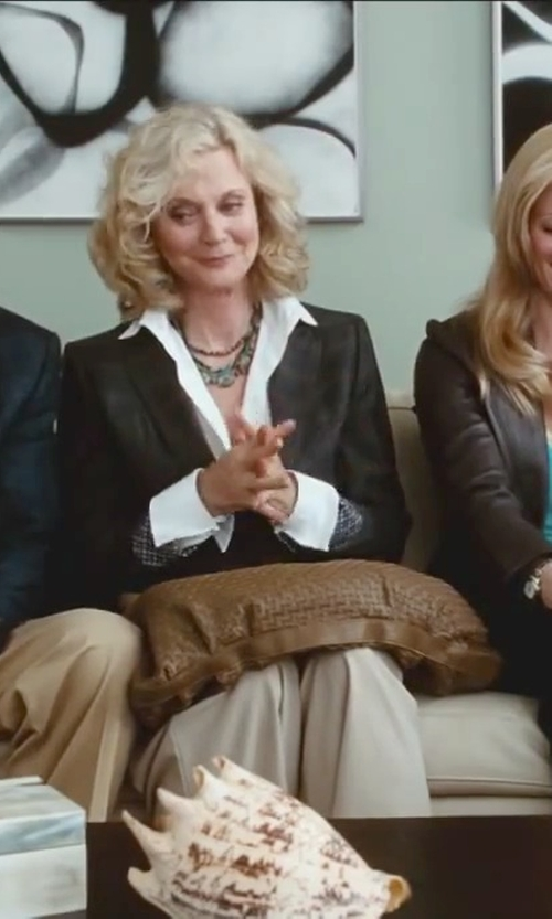 Blythe Danner with Bottega Veneta Intrecciato Tote Bag in Little Fockers