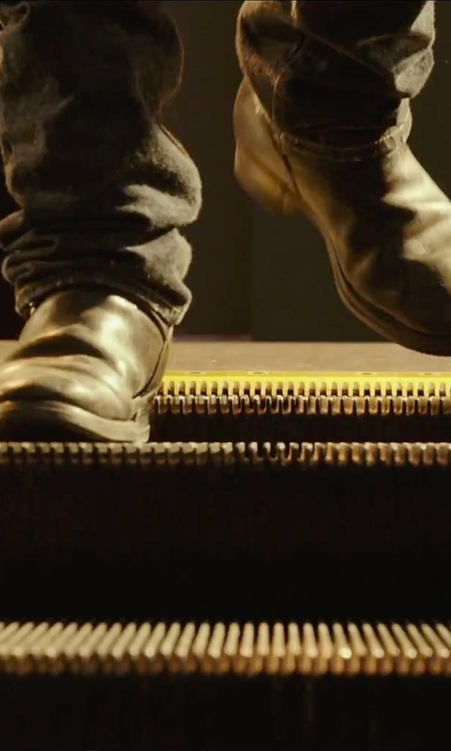 Mark Wahlberg with Dr. Martens Kenton Dealer Boot in Daddy's Home