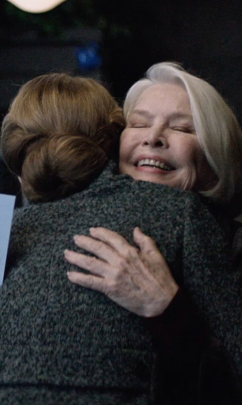 Ellen Burstyn with Allurez Diamond and Citrine Bracelet in The Age of Adaline