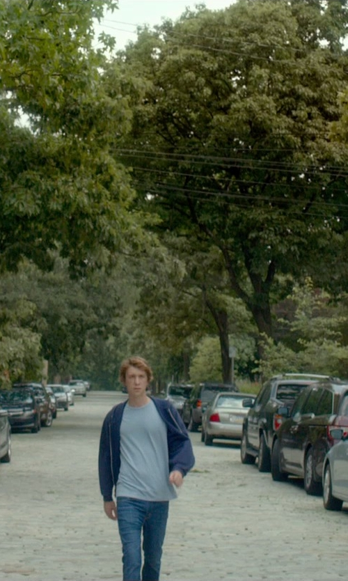 Thomas Mann with Velvet by Graham & Spencer Howard Short Sleeve Crew Neck T-Shirt in Me and Earl and the Dying Girl