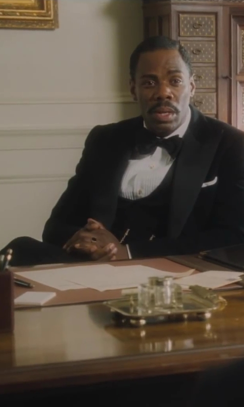 Colman Domingo with Maison Martin Margiela One Button Suit in Lee Daniels' The Butler
