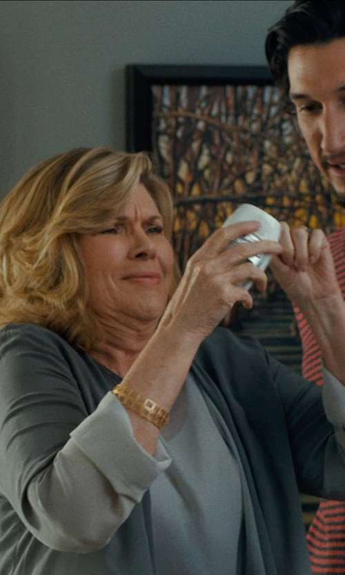 Connie Britton with WETPAINT Cardigan in This Is Where I Leave You