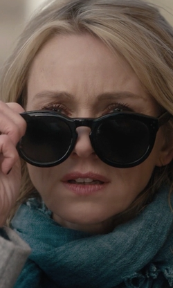 Naomi Watts with Celine 41801/S Sunglasses in Gypsy