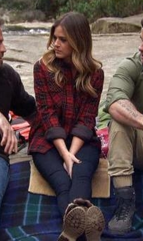 JoJo Fletcher with Dirty Laundry Women's Razorbill Polyurethane Boots in The Bachelorette